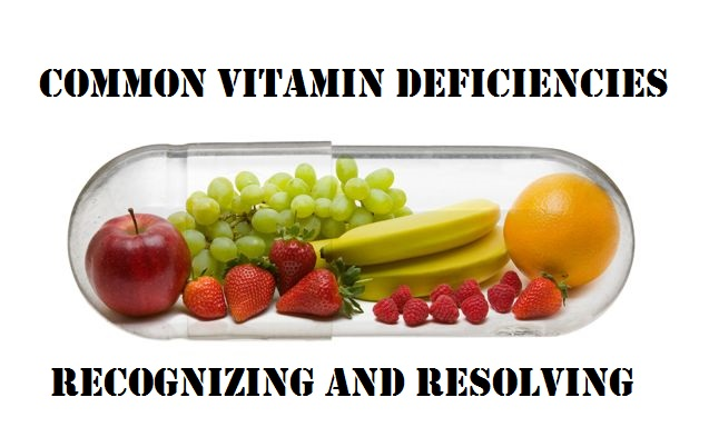 Common Vitamin Deficiencies: Recognizing and Resolving