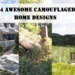 14 Awesome Camouflaged Home Designs