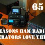 65 Reasons Ham Radio Operators Love Them