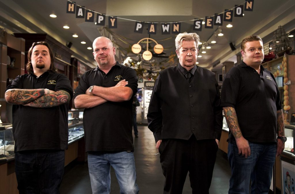 Pawn Stars Negotiation Technique Will Help You Barter Post SHTF