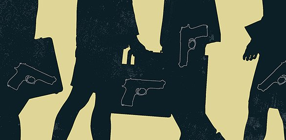 Potential Mass Shootings Stopped by People With a Personal Firearm