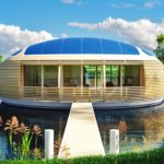 Solar-Powered Waternest Eco-Home