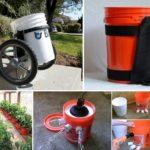 Brilliant Ways To Use Five Gallon Buckets
