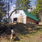 Building an inexpensive barn