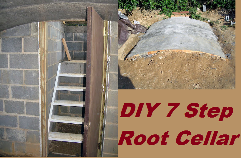 Diy 7 Step Root Cellar The Prepared Page